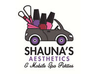 Ladies Mobile Spa Parties by Shauna's Aesthetics