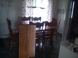 Mobilier salle a manger