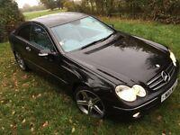 Mercedes CLK 270 CDI Avantgarde 2DR Coupe