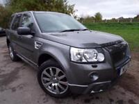 2009 Land Rover Freelander 2.2 Td4 HST 5dr Auto Full Land Rover SH! Climate! ...