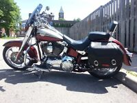 Harley Davidson CVO Softail Convertible 110 Inch Screamin' Eagle