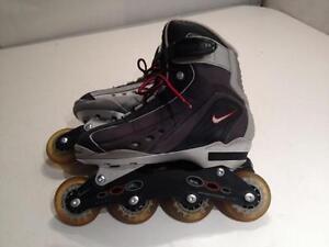 Nike N Dorfin 5 women's roller blades - inline skates, size 8 US