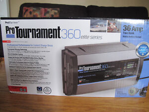 Promariner 52032 Pro Tournament 360 Elite Dual Charger - 36 Amp,