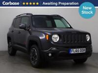 2015 JEEP RENEGADE 2.0 Multijet Trailhawk 5dr 4WD Auto SUV 5 Seats