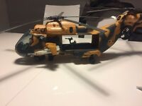 GI Joe/Action Force Helicopter