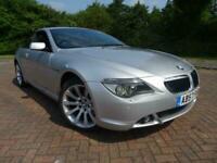 BMW 630 3.0 AUTOMATIC SPORT 2007 57 REG