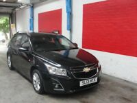 Chevrolet Cruze LT (black) 2013