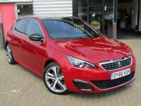 2016 PEUGEOT 308 2.0 BlueHDi 180 GT 5dr EAT6