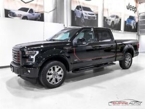 Ford F150 LARIAT 4X4 SPORT DECOR 2017