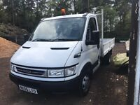 Iveco daily Tipper 35c12