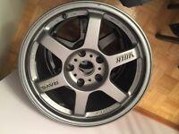 987.1 Porsche Cayman/boxster parts (volks, champion, KW, Recaro)