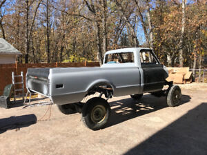 1970 Chev CST pickup Project Truck