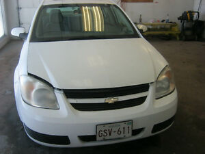 2006 Chevrolet Cobalt Gray cloth Sedan