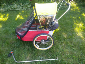 Wike Bicycle Trailer - Stroller