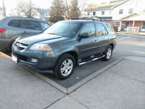 2006 Acura MDX Touring Fully Loaded