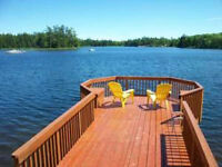 Lakeside Cottage with Two Bedrooms (Guysborough County)