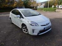 2013 Toyota Prius 1.8 VVT-h CVT 5dr Hatchback Petrol Plug-in Hybrid Automatic