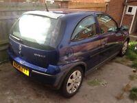 Vauxhall Corsa sxi 1.4 twinport