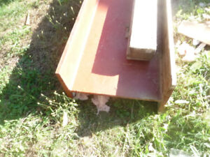 """43 ft X 20""""x 12""""x 1"""" STRUCTURAL  I  STEEL BEAM"""