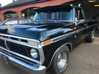 1974 FORD F100 RANGER PICKUP THIS VEHICLE NEEDS TO BE SEEN
