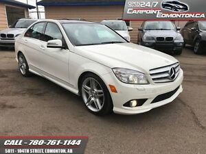 2010 Mercedes Benz C-Class C350 4matic....NO ACCIDENTS CLEAN ALB