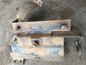 2002 Ford Ranger Fuel Canister Bracket
