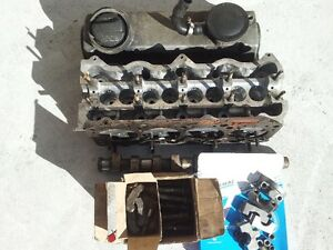 2003 VW Jetta 1.9L TDI head, cam shaft & cap & Intake manifold