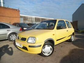 NISSAN MICRA INSPIRATION LTD EDN 1.0 PETROL LOW MILEAGE ONE OWNER FULL HISTORY