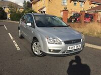 2007 57 Ford Focus 1.6 tdci, only 62k mileage, 6 MONTHS MOT
