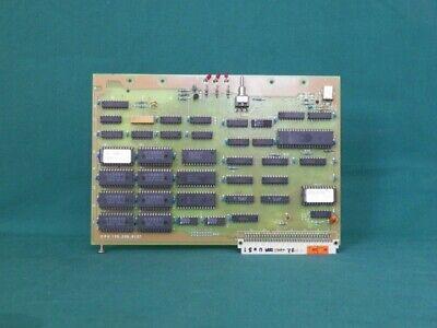 Netstal Cpu 110.240.6128c Cpu 110.240.6127 Control Card