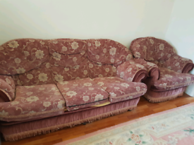 Sofa suite set 3+1+1