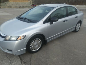 2011 Honda Civic one-owner 140 km