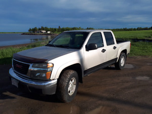2006 GMC Canyon 4x4