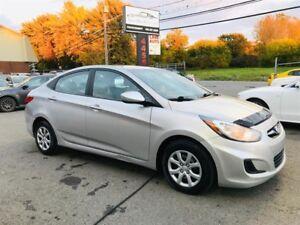 Hyundai Accent 25$* par semaine/Financement 2012