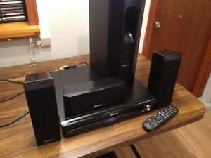 Panasonic SA PT-750 3.1 Home Theater.