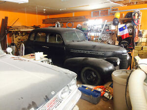 1939 Olds, 0 rust
