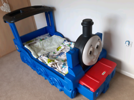 Little Tikes Thomas The Tank Engine Toddler Bed