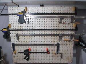 Large Bar Clamps