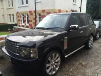 Land Rover Range Rover 3.0 Td6 auto 2005MY HSE