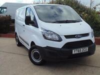 2015 Ford Transit Custom 2.2 TDCi 100ps Low Roof Van 2 door Panel Van