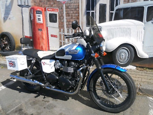 2015 Triumph Bonneville Limited Edition