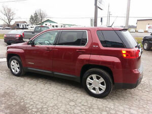 2011 GMC Terrain SLE SUV, Crossover  Low Kms