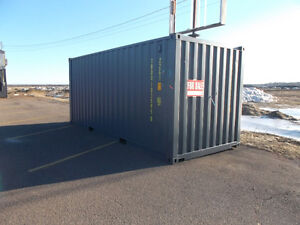 HAVE 20 FOOT CONTAINERS FOR SALE OR RENT