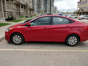 2016 Hyundai Accent LEASE TAKEOVER