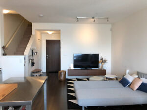 RARE FIND - TOWNHOUSE STYLE APT in VANCOUVER, RIver District