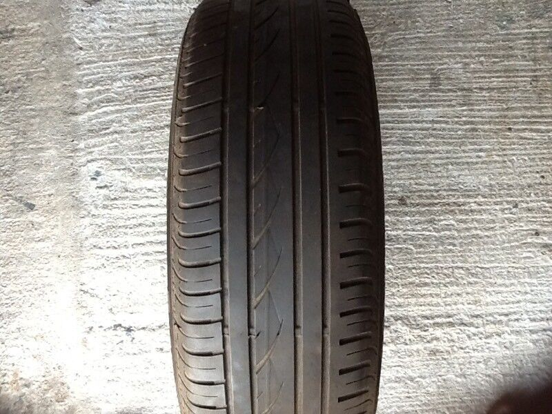 BMW ONE SERIES RUNFLAT TYRE