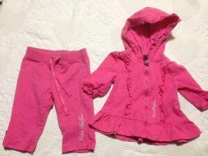 Girls 3-6 month Calvn Klien Outfit