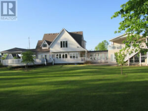 Prince Edward County Lake House
