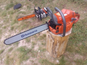 "Husqvarna 365 Chainsaw 20"" bar/chain"