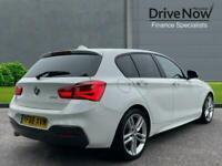 2016 BMW 1 Series 2.0 118d M Sport Auto (s/s) 5dr Hatchback Diesel Automatic